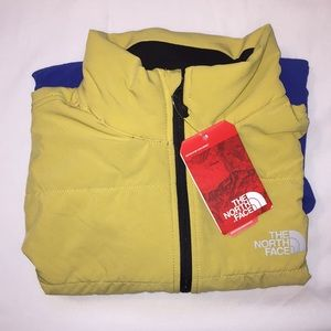 8f876f6874b5 The North Face Jackets   Coats - The North Face Men s Mountain Sweatshirt  Vest ...